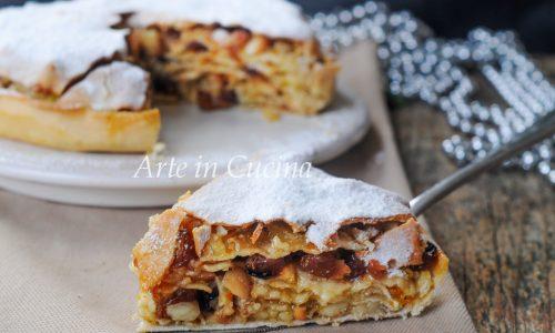 Torta 7 sfoglie dolce pugliese natalizio