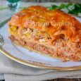 Cannelloni ripieni di carne macinata vickyart arte in cucina