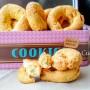 Ciambelline ascolane ai pinoli biscotti vickyart arte in cucina