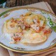 Ravioli speck noci e ricotta ricetta facile vickyart arte in cucina