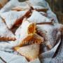 Frittelle di Lione al limone veloci vickyart arte in cucina