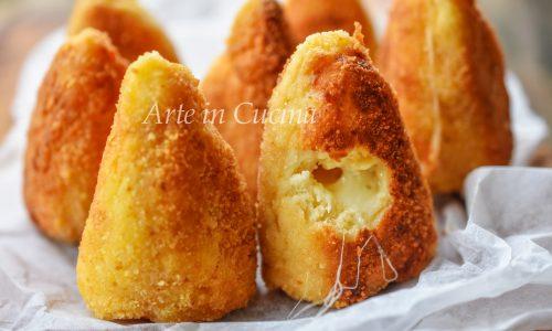 Pere di ricotta e pancarrè cuore di formaggio