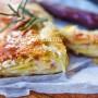 Rotolo di patate cremoso robiola e prosciutto vickyart arte in cucina