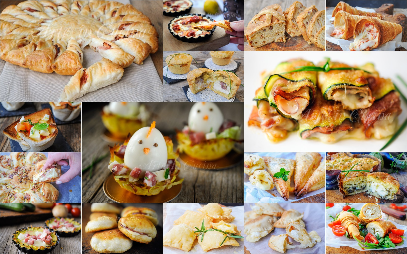 Antipasti di Pasqua veloci e facili vickyart arte in cucina