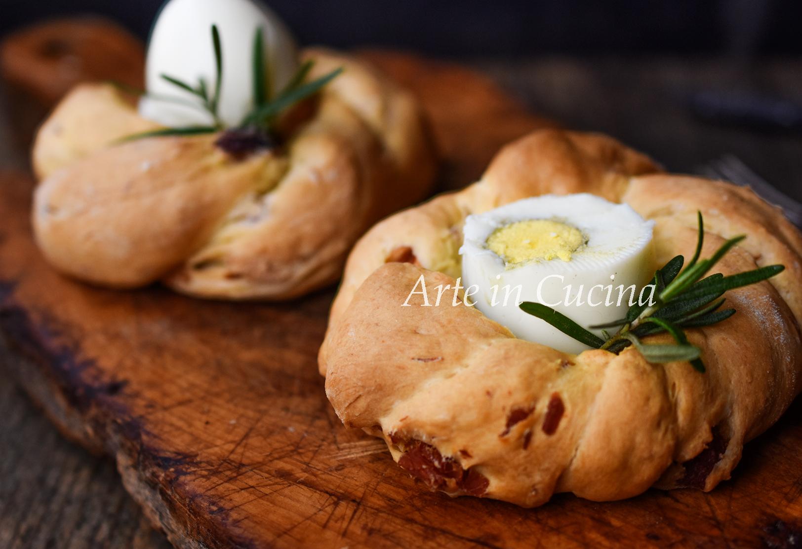 Ciambelle salate per Pasqua in 10 minuti vickyart arte in cucina