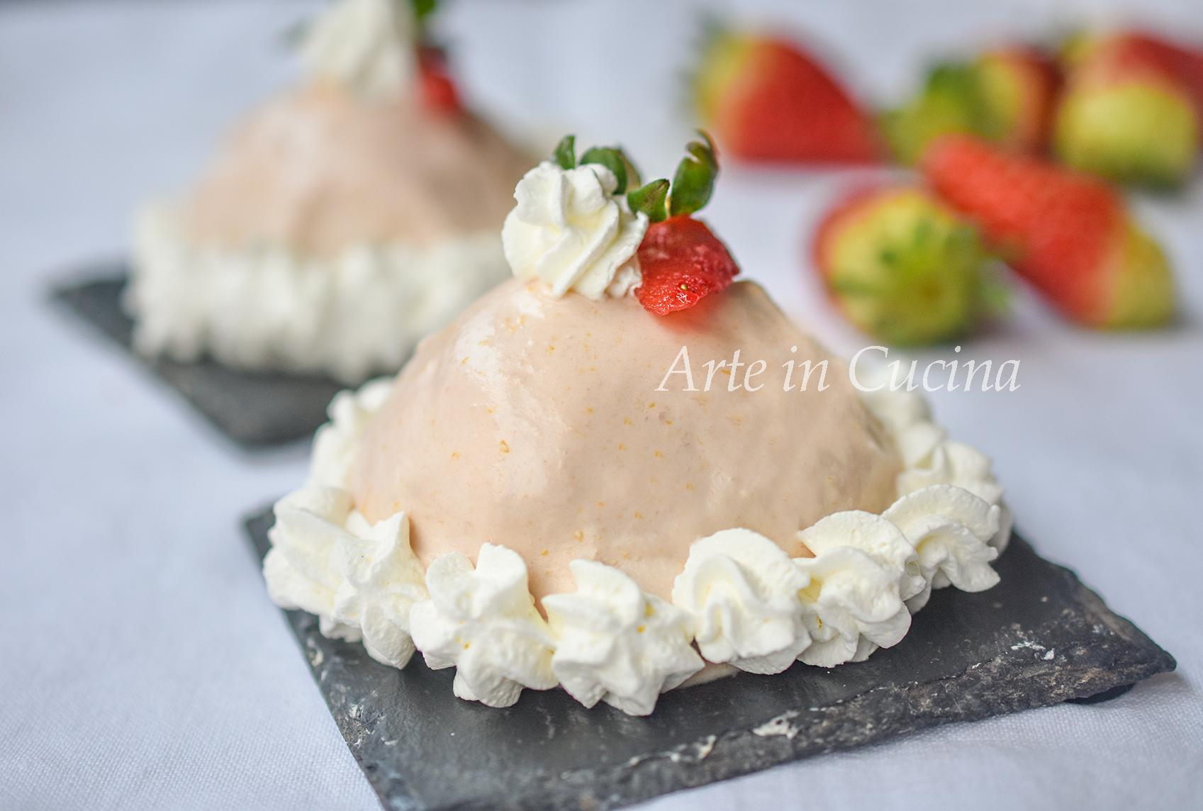 Delizie dolci alle fragole facili vickyart arte in cucina