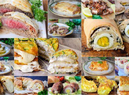 Menu di Pasqua facile ricette pranzo