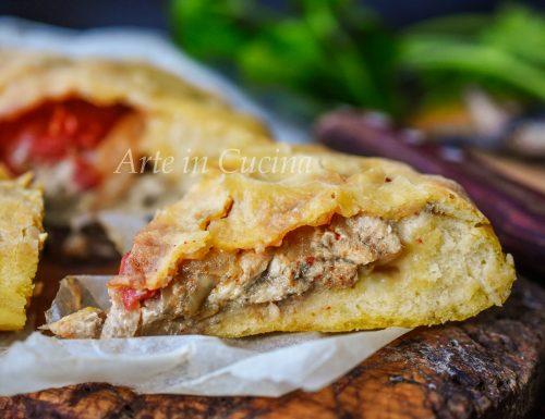 Pizza di sarde ricetta antica di zi Rosa 100 anni