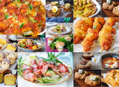 Ricette di Pasqua veloci antipasto al dolce