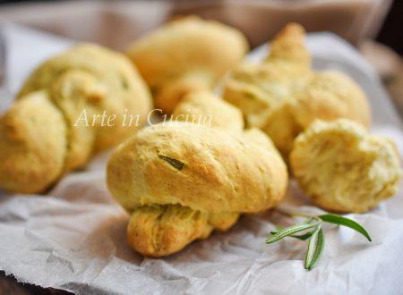 Nodini di pane al formaggio in 5 minuti