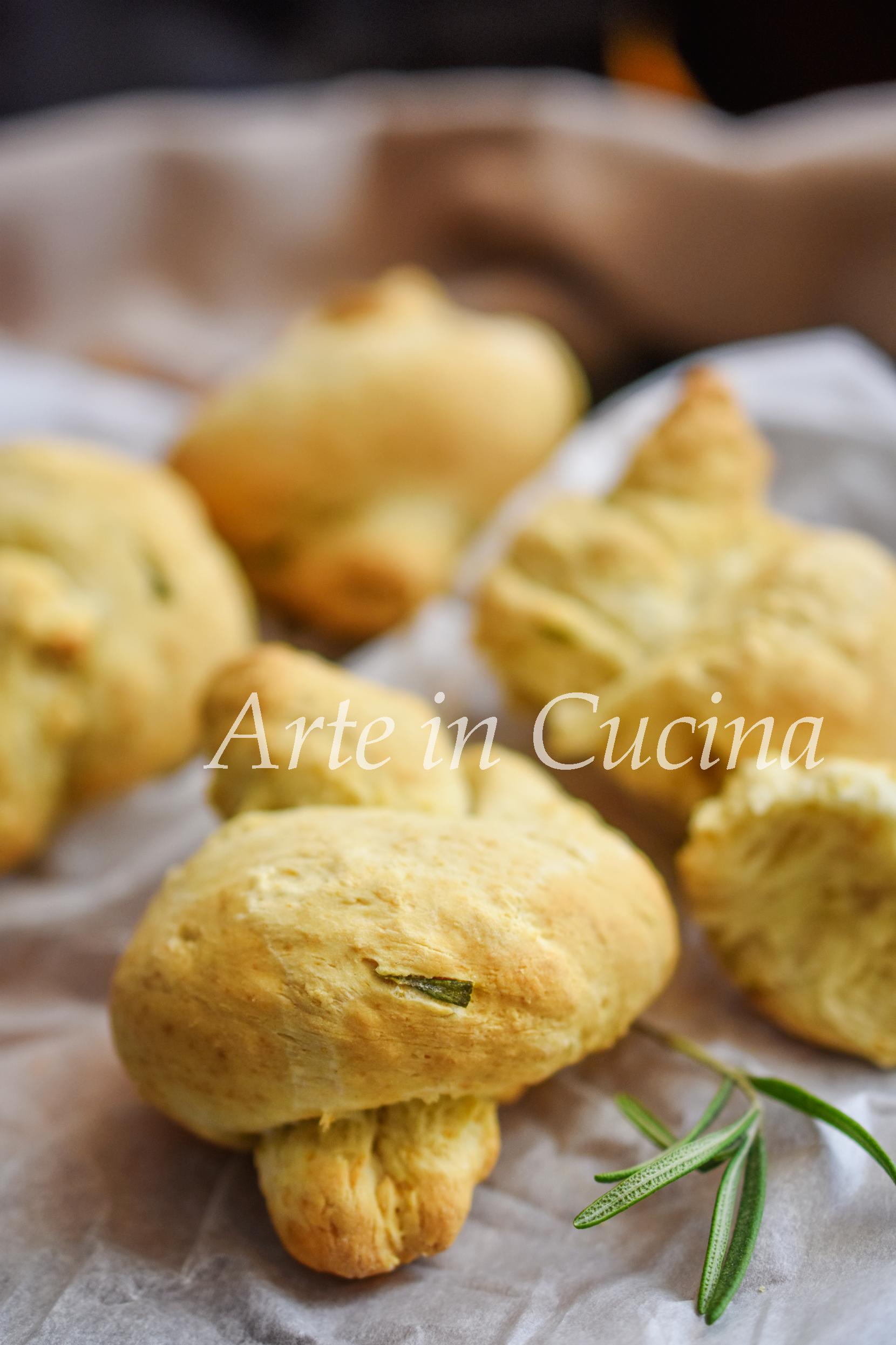 Nodini di pane al formaggio in 5 minuti vickyart arte in cucina