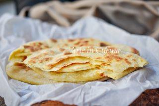 Piadina sfogliata romagnola ricetta tipica facile vickyart arte in cucina