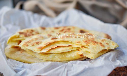 Piadina sfogliata romagnola ricetta tipica facile