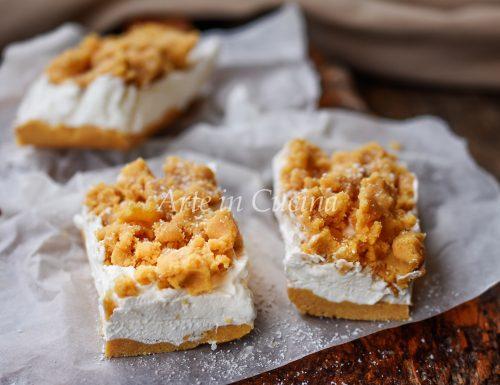 Mini cheesecake paradiso tortine fredde