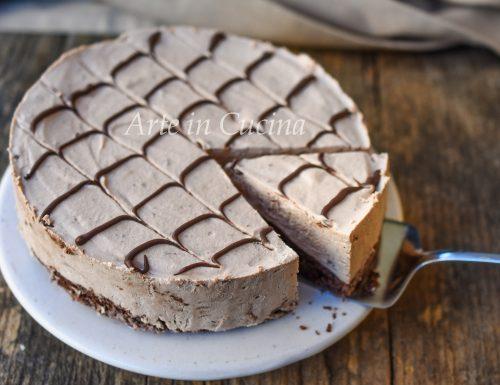 Torta despacito brasiliana al cioccolato