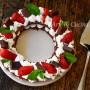 Cream tart al cioccolato velocissima dolce facile senza frolla vickyart arte in cucina