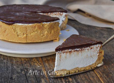 Torta Susanna fredda ricetta dolce veloce e facile