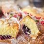 Mini plumcake alla marmellata veloci