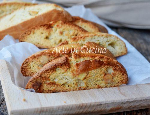 Morselletti cilentani biscotti napoletani