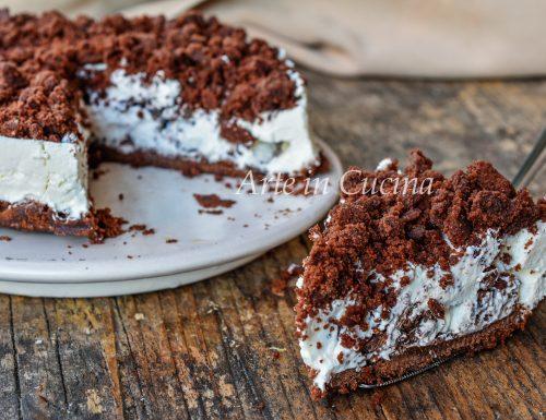 Sbriciolata paradiso nutella e cioccolato
