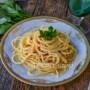 Spaghetti alla Maradona ricetta facile e veloce