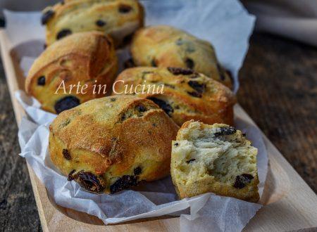 Panini alle olive ricetta semplice
