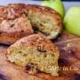 Torta integrale alle mele senza burro