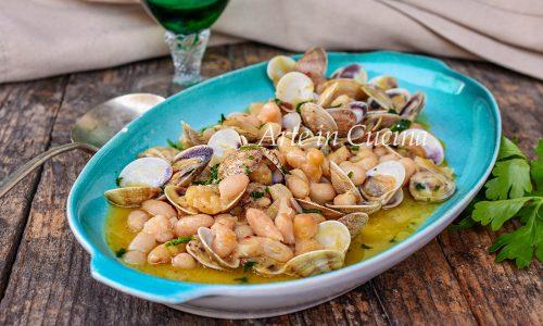 Zuppa di fagioli e lupini ricetta semplice