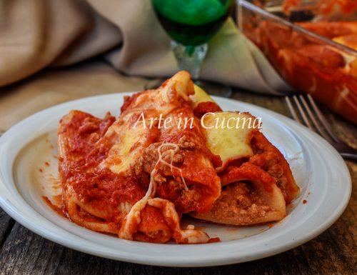 Cannelloni alla napoletana con ricotta