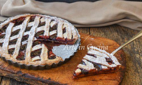 Crostata di San Francesco ricetta semplice