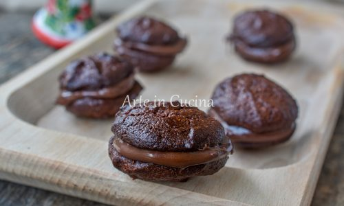 Baci di Alassio pasticcini al cioccolato