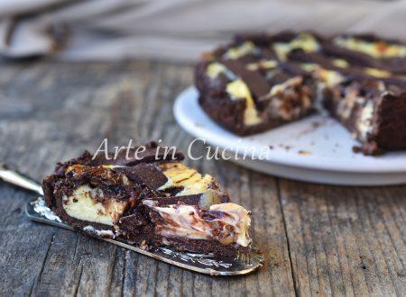 Crostata nutella e mascarpone veloce