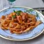 Pappardelle alla lepre ricetta Toscana