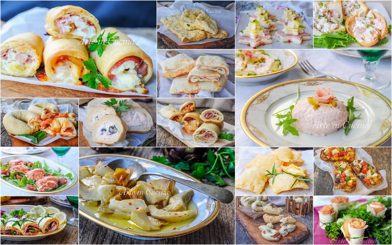 Ricette salate veloci e facili idee sfiziose in poco tempo for Ricette veloci facili