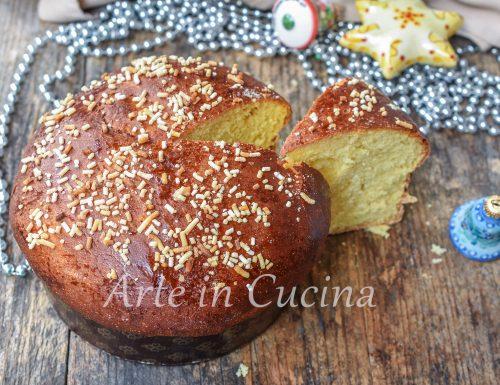 Veneziana dolce natalizio ricetta facile
