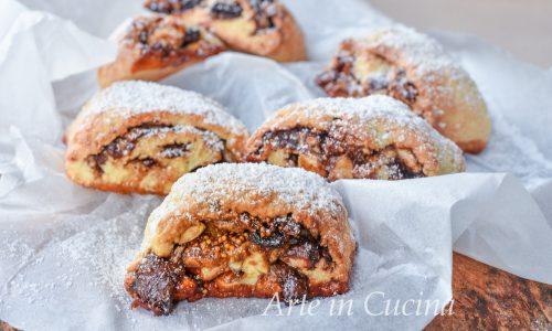 Buccellati dolci natalizi siciliani