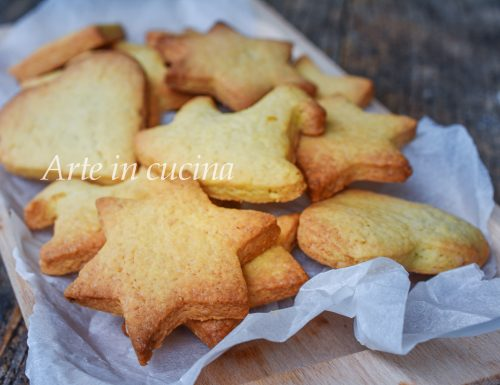 Frolline di Santa Lucia biscotti tipici