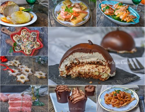 Menu natalizio carne o pesce