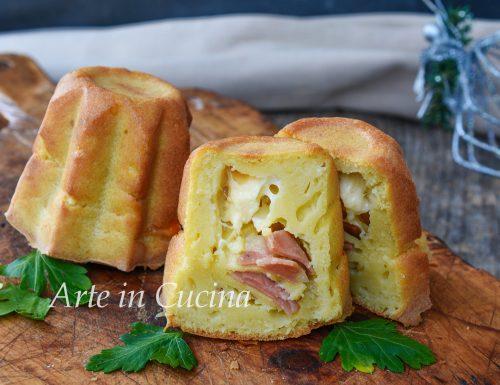 Pandorini al formaggio antipasto veloce