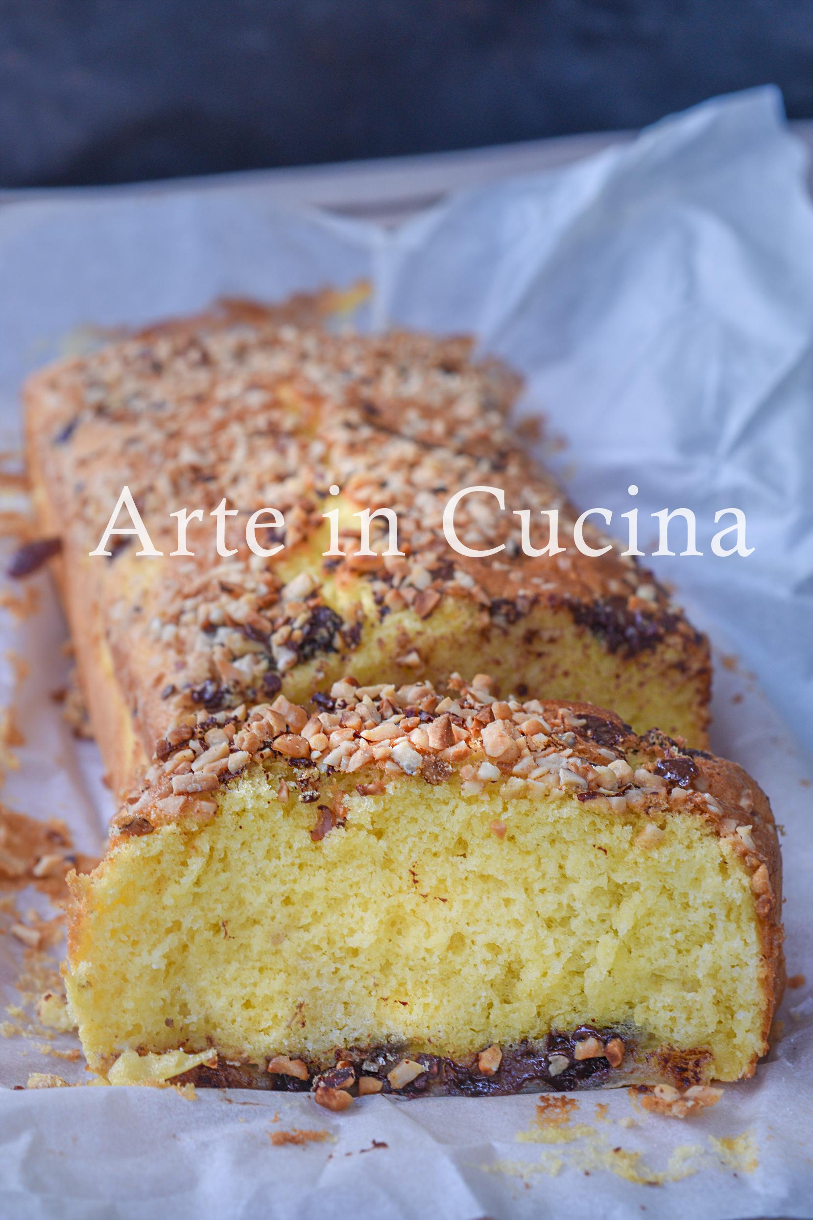 Plumcake soffice e semplice