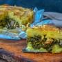 Torta di patate con salsicce e friarielli