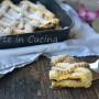 Crostata cioccolato bianco e nutella