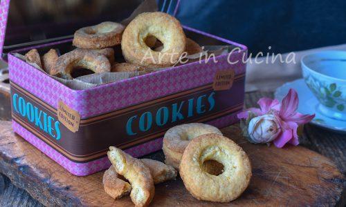 Piccoli biscotti napoletani veloci