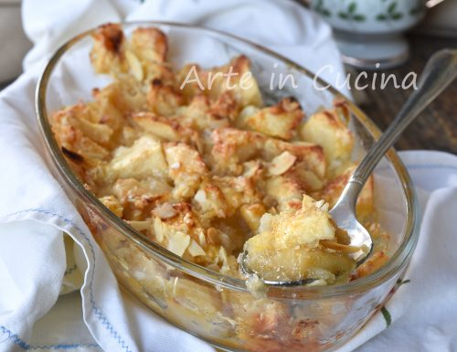 Sformato di mele e cannella