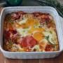 Uova alla contadina con patate