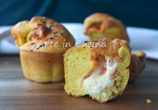 Muffin gusto pizza veloci