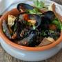 Zuppa di cozze napoletana del giovedì santo