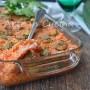 Sformato di riso al forno con zucchine