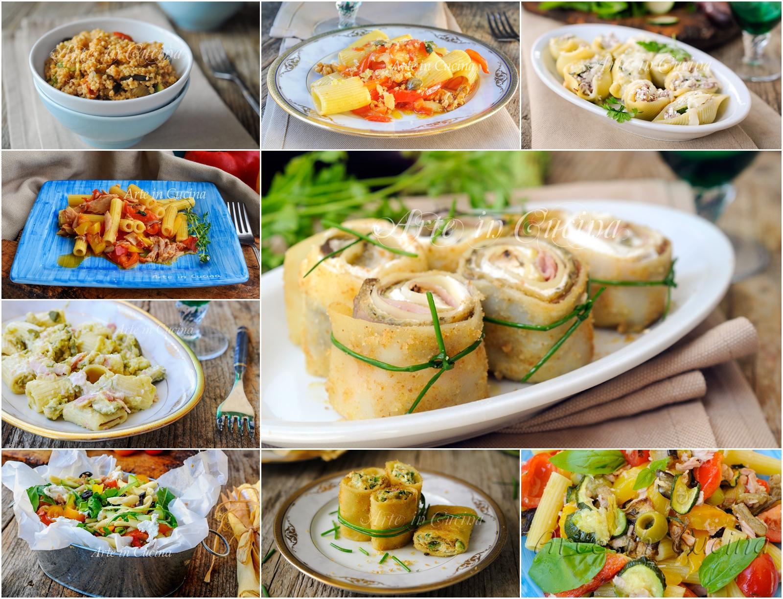 Piatti Freddi Veloci Da Asporto piatti estivi facili e veloci per menu di carne o pesce