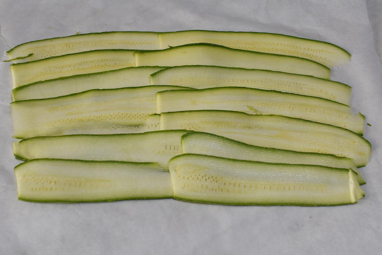 Rotolo di zucchine e speck antipasto o secondo veloce